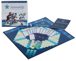 JammerUp Board Game