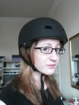 This is the Bullet helmet. Now where's my horse?
